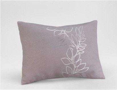 Calvin Klein Home Bedding Madeira Metallic Leaf Decorative Pillow Custom Calvin Klein Madeira Decorative Pillow