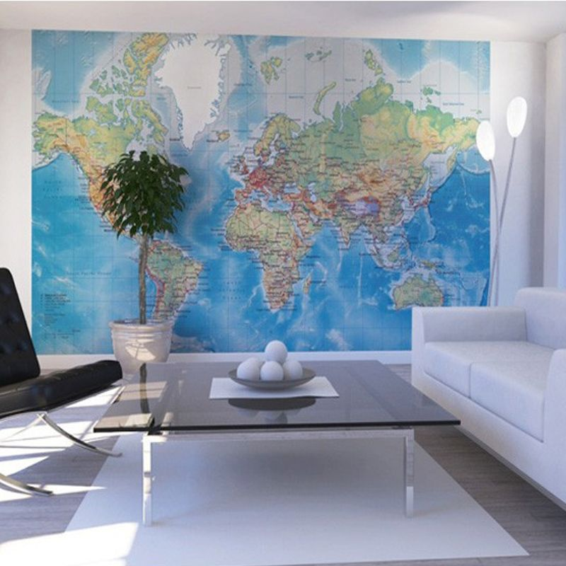 Cheap wallpaper vinyl buy quality map design directly from china cheap wallpaper vinyl buy quality map design directly from china wallpaper grass suppliers diy mural the world map of 3d wallpaper mural porch corridor gumiabroncs Gallery