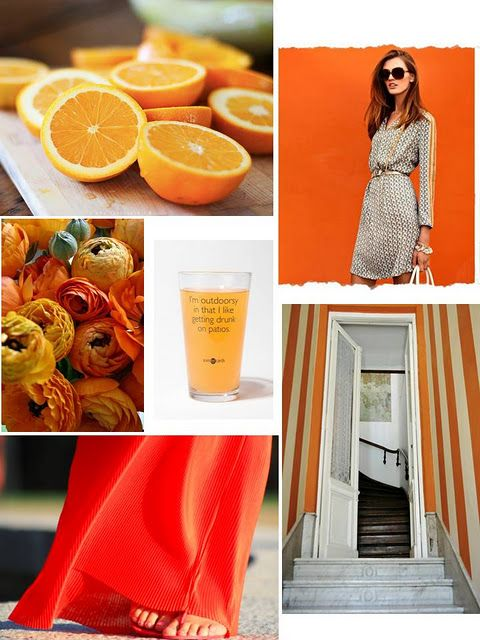From rnlMusings {Orange}