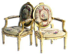 Louis 14th Chairs