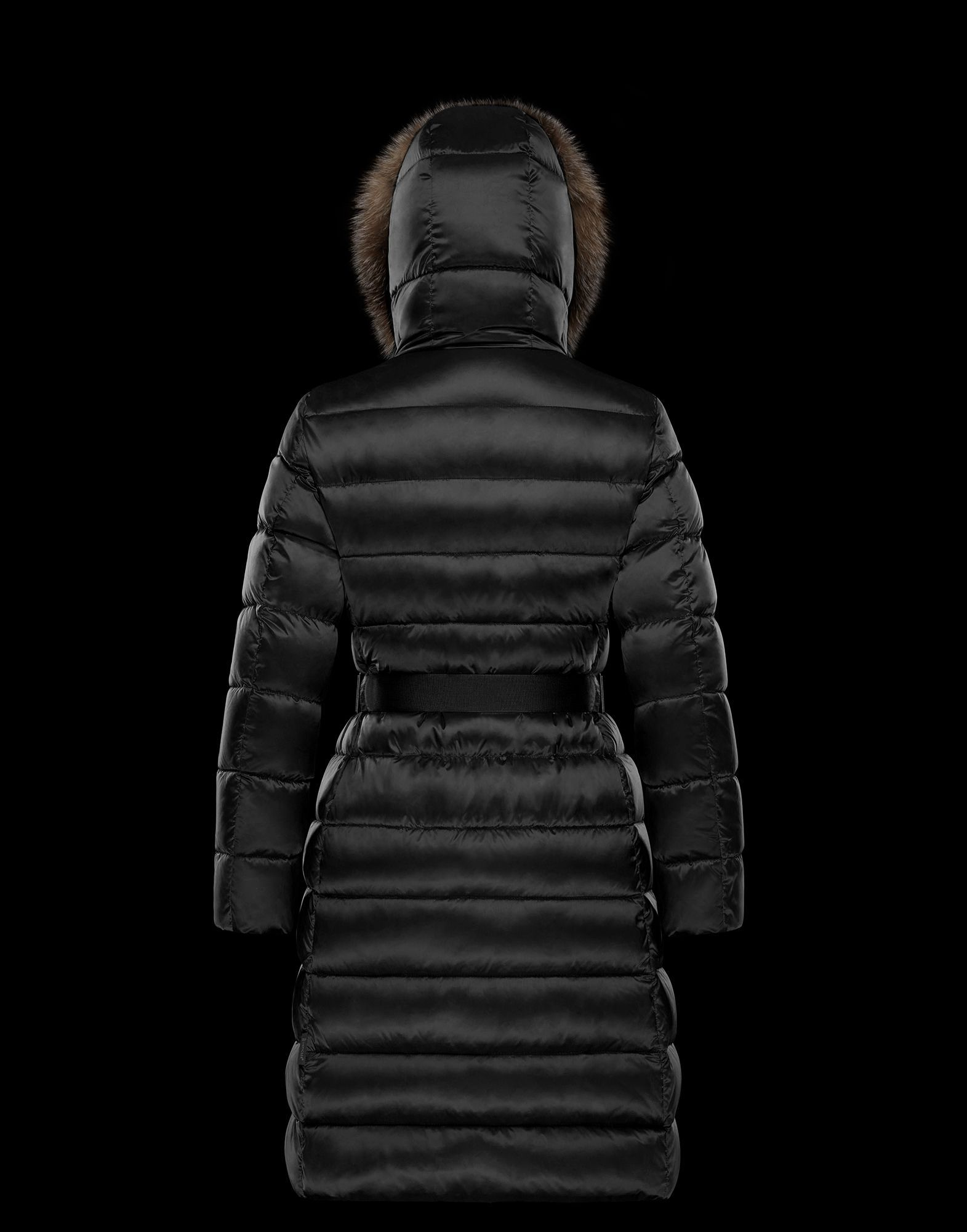 Moncler TINUVIEL in Long outerwear for women | Official Online Store