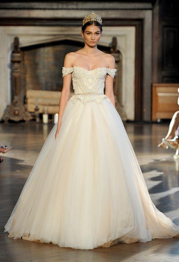 The Best of Bridal Fashion Fall 2015   Inbal dror, Fashion fall and ...