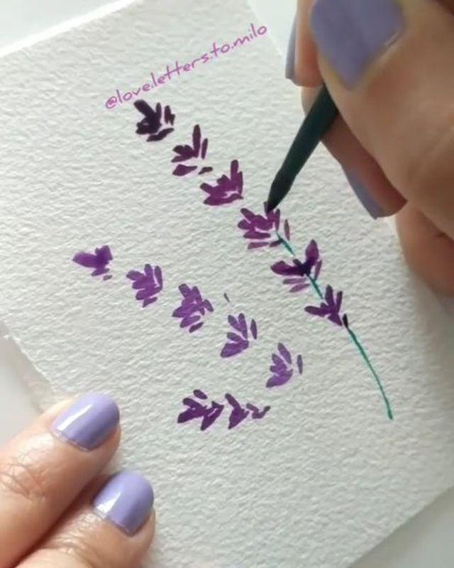 Aquarell Blumen – #Flowers #watercolor #zeichnen,  #Aquarell #Blumen