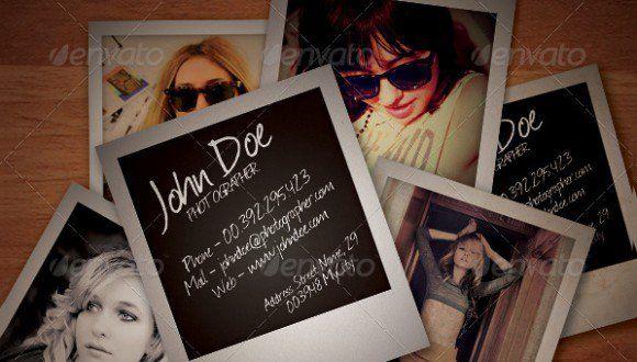 25+ Polaroid Templates \ Free PSD Mock-Up Designs Free \ Premium - polaroid template