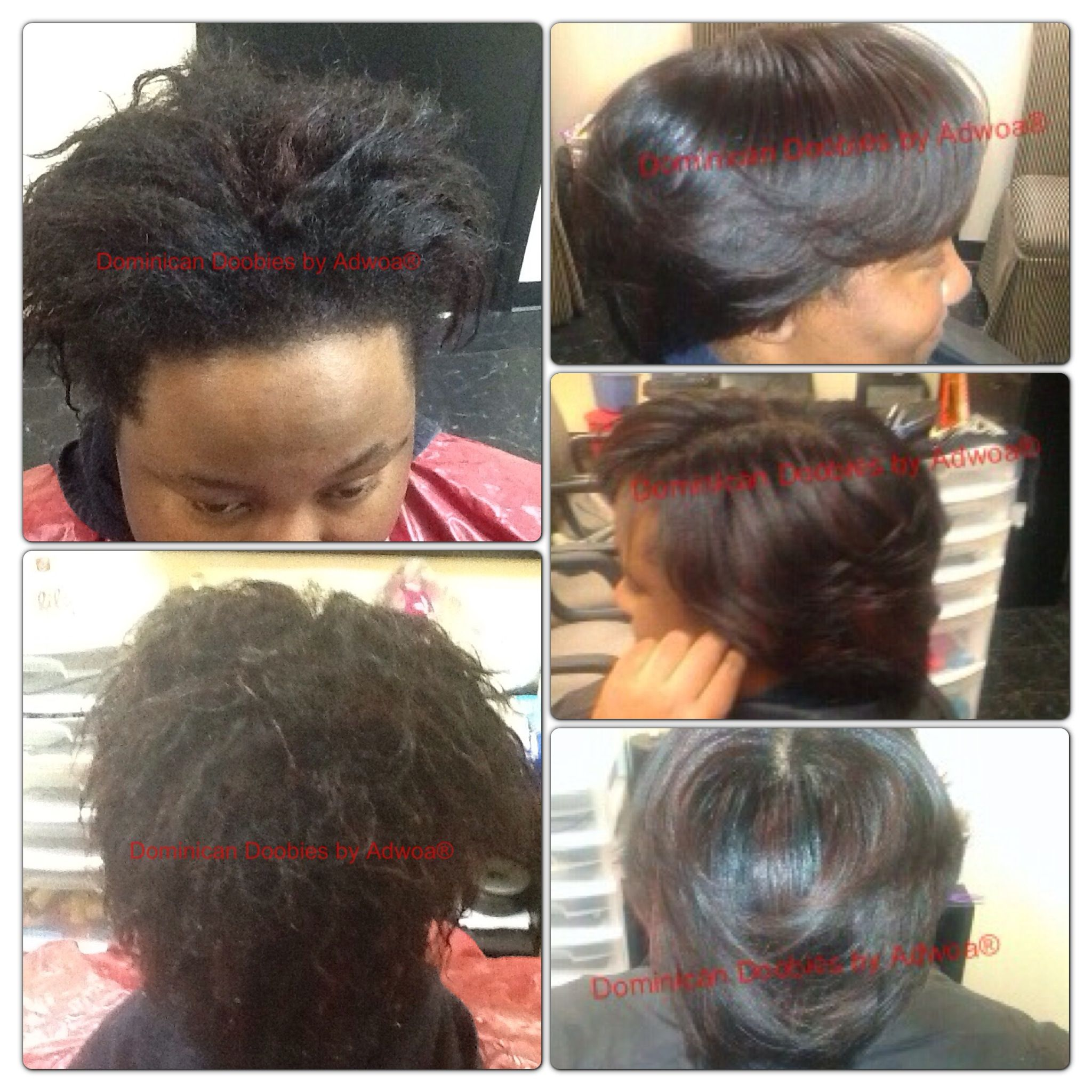 Chemical Free Dominican Blowout And Bleach Free Highlights Natural Hair Blowout Natural Hair Styles Haute Hair