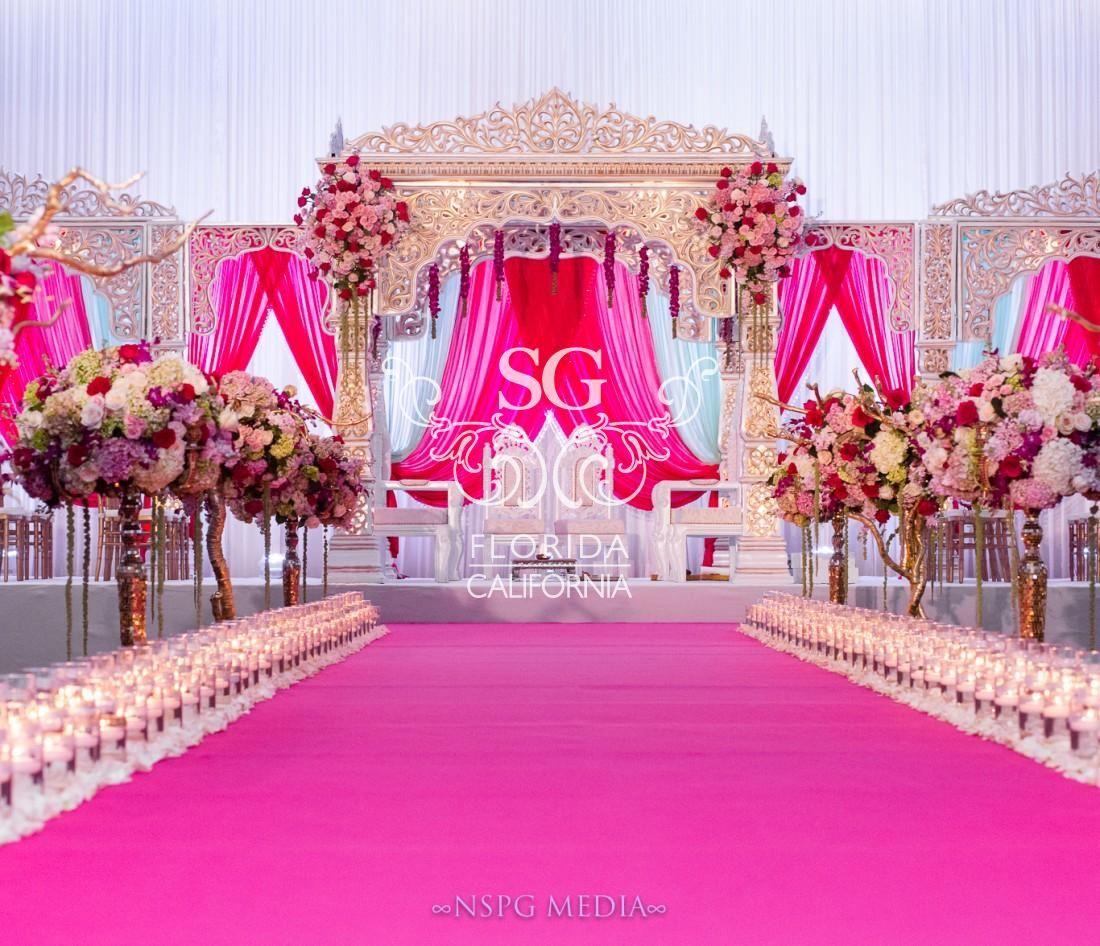 Pin by Sarishma Lal on Mandaps  Pinterest  Wedding and Weddings