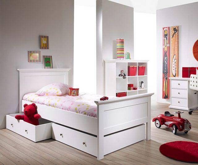 Juvenil lineas clasicas decoraci n habitaciones - Habitaciones juveniles clasicas ...