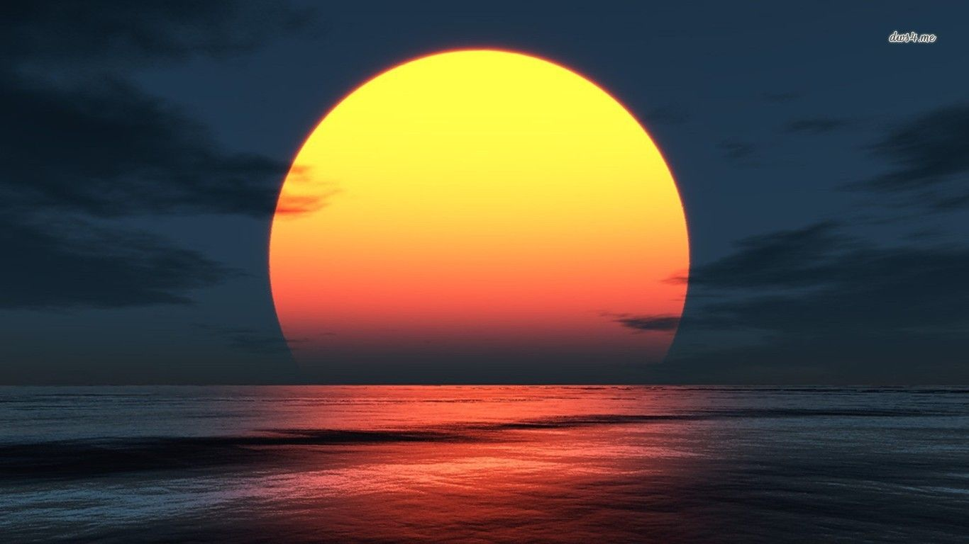 Unset Wallpapers HD Images Of Sunset Ultra K