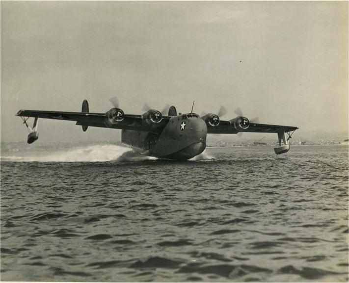PB2Y takeoff 1942 - Consolidated PB2Y Coronado - Wikipedia, la enciclopedia libre