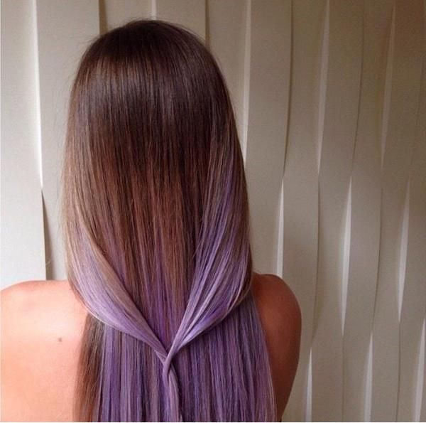 Obsessed with this lavender color!