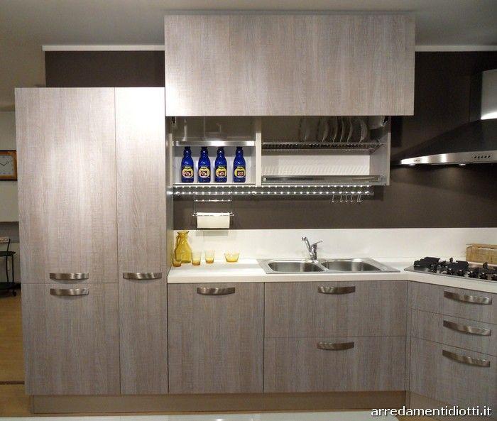 cucina moderna angolare laccata bianca varese cucine con cappa ad angolo arthesi atelier di offerta
