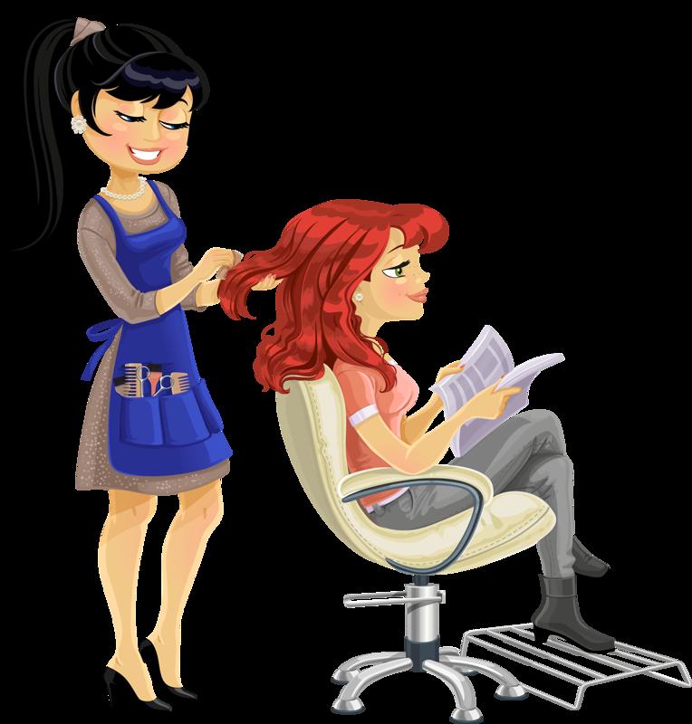Веселые картинки для парикмахера
