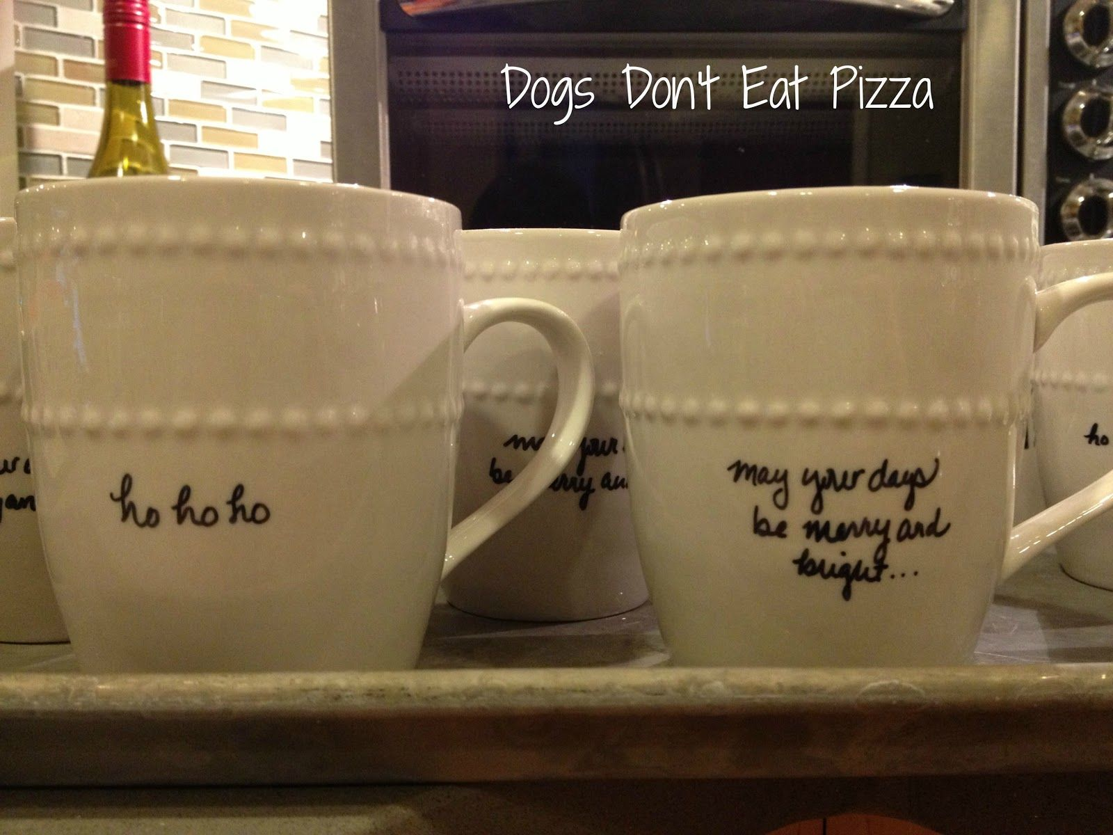 Dogs Don T Eat Pizza Easy And Inexpensive Holiday