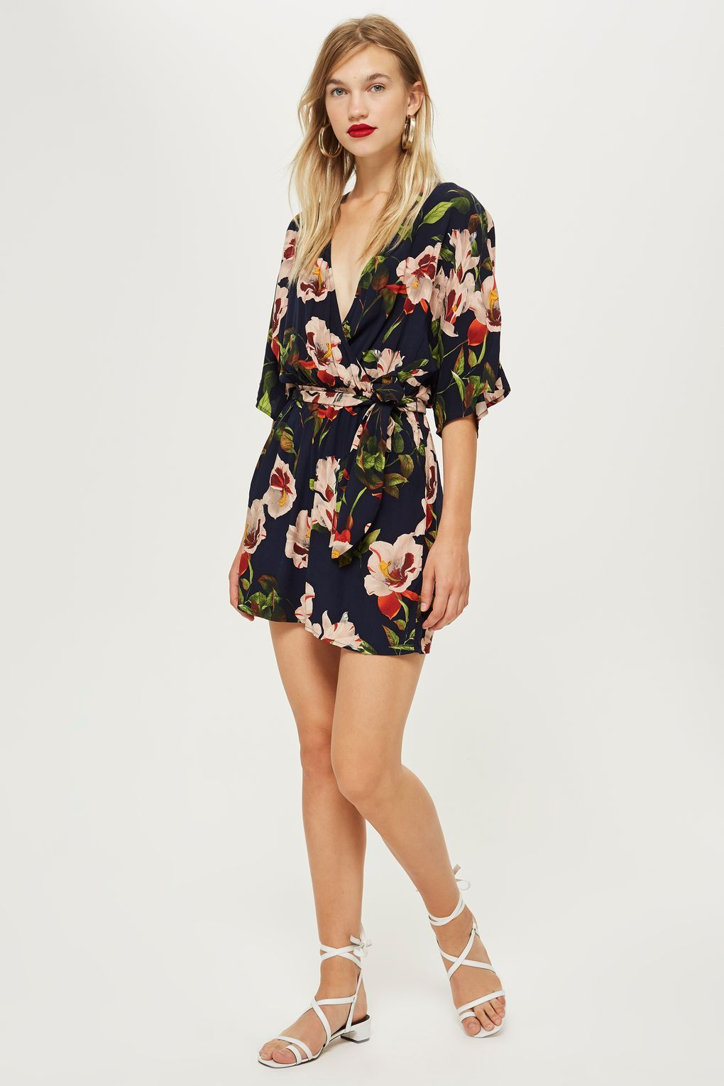 fbfb66a19f Floral Playsuit by YAS - New In Fashion - New In - Topshop Europe