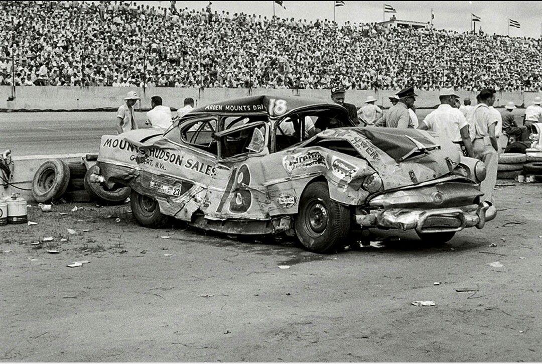 Arden mounts nascar race cars nascar crash racing