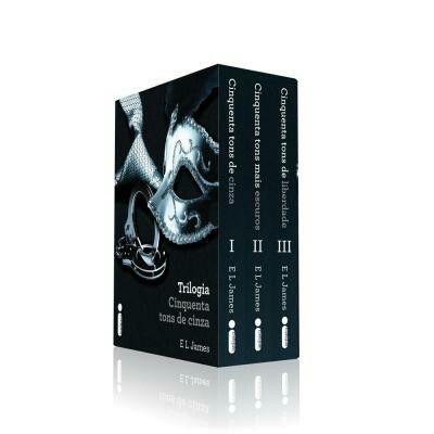 Veja Onde Comprar O Box Com A Trilogia Cinquenta Tons De Cinza