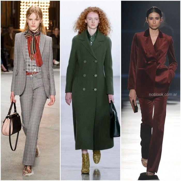 Tendencias de moda otoño invierno 2019 | Noticias de Moda ...