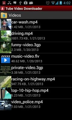 Tube Video Downloader Apk For Android Tube Video Music Videos