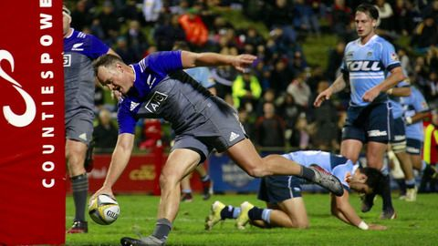 Rugby: All Blacks cruise through warm-up hitout