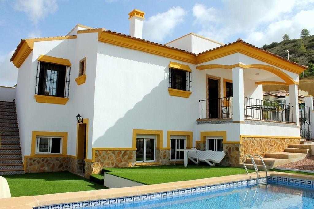 A Vendre Belle Maison En Campagne Avec Piscine Privee A Alicante