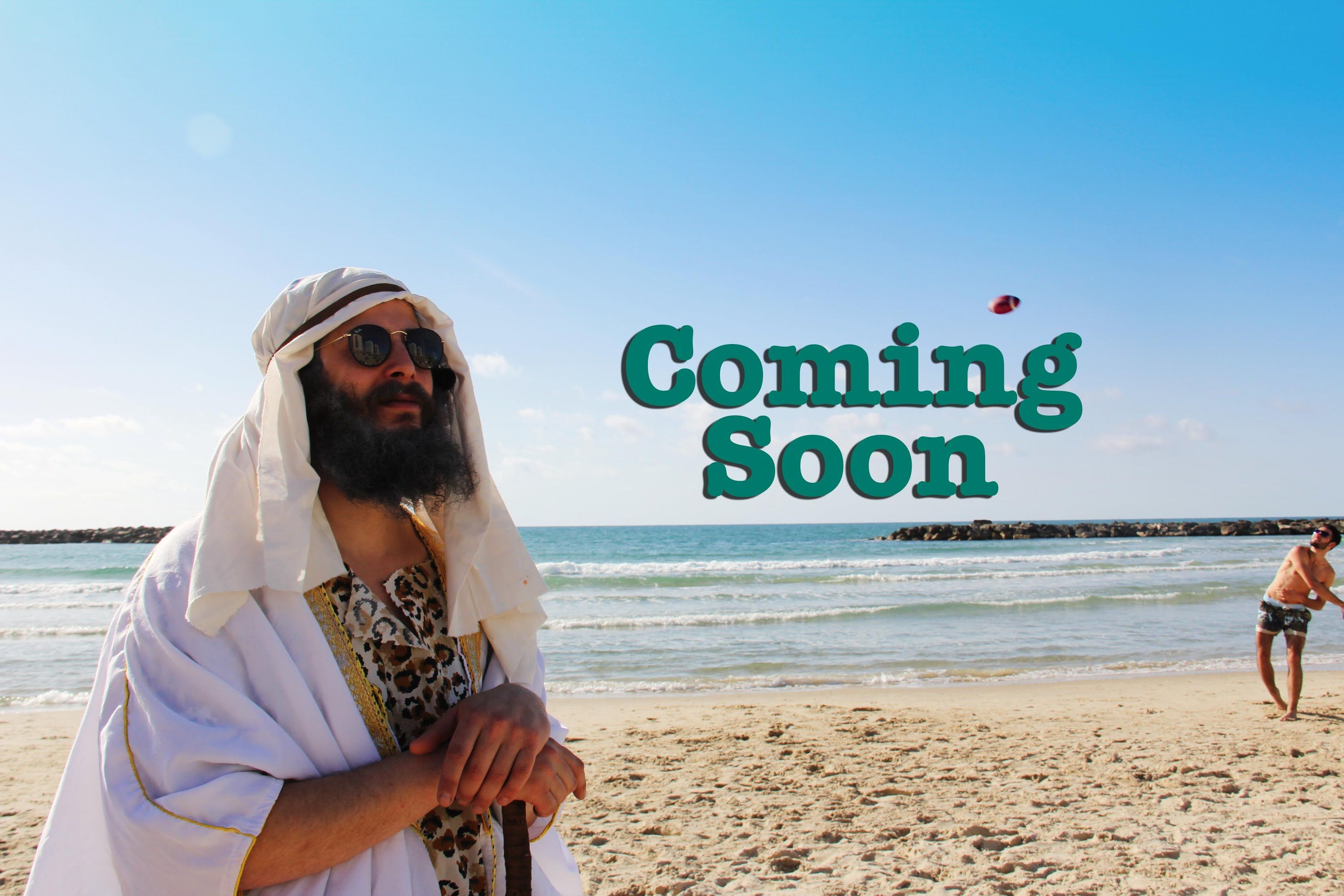 Abraham is coming to Tel Aviv