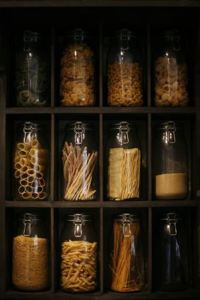 Keeping Staples In Your Pantry Will Help You Cook Healthy