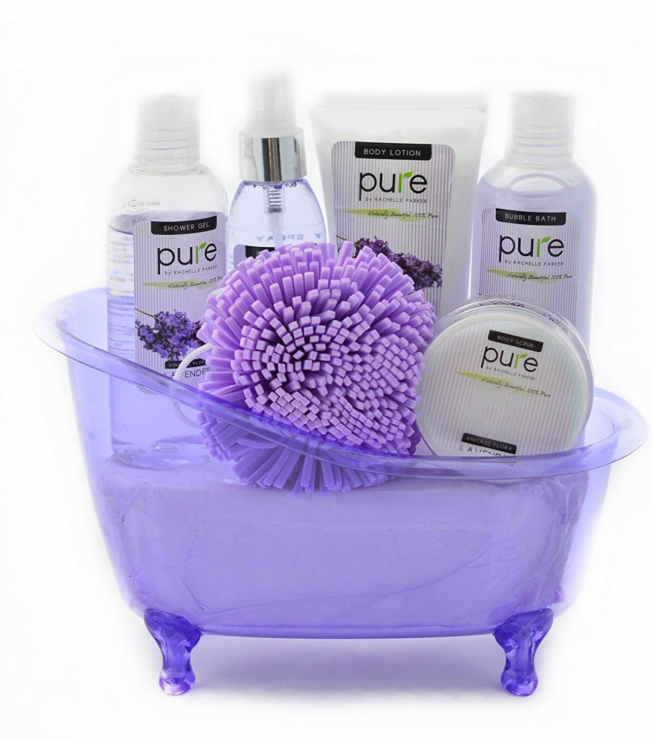 Lavender Spa Bathtub Basket * Check out the image by visiting the link.