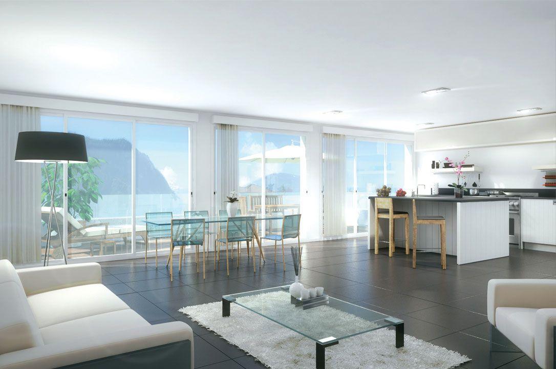 Création intérieur lumineux et chaleureux pour se sentir déjà chez ...