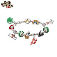 THE WIZARD OF OZ Beaded Bracelet: Over The Rainbow