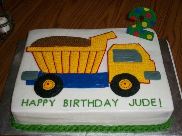 17 Best images about 2nd birthday on Pinterest Tow truck Themed