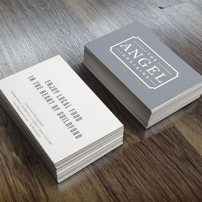 The angel upstairs is an independent brasserie based in guildford the angel upstairs is an independent brasserie based in guildford and well respected for their incredible business card reheart Choice Image