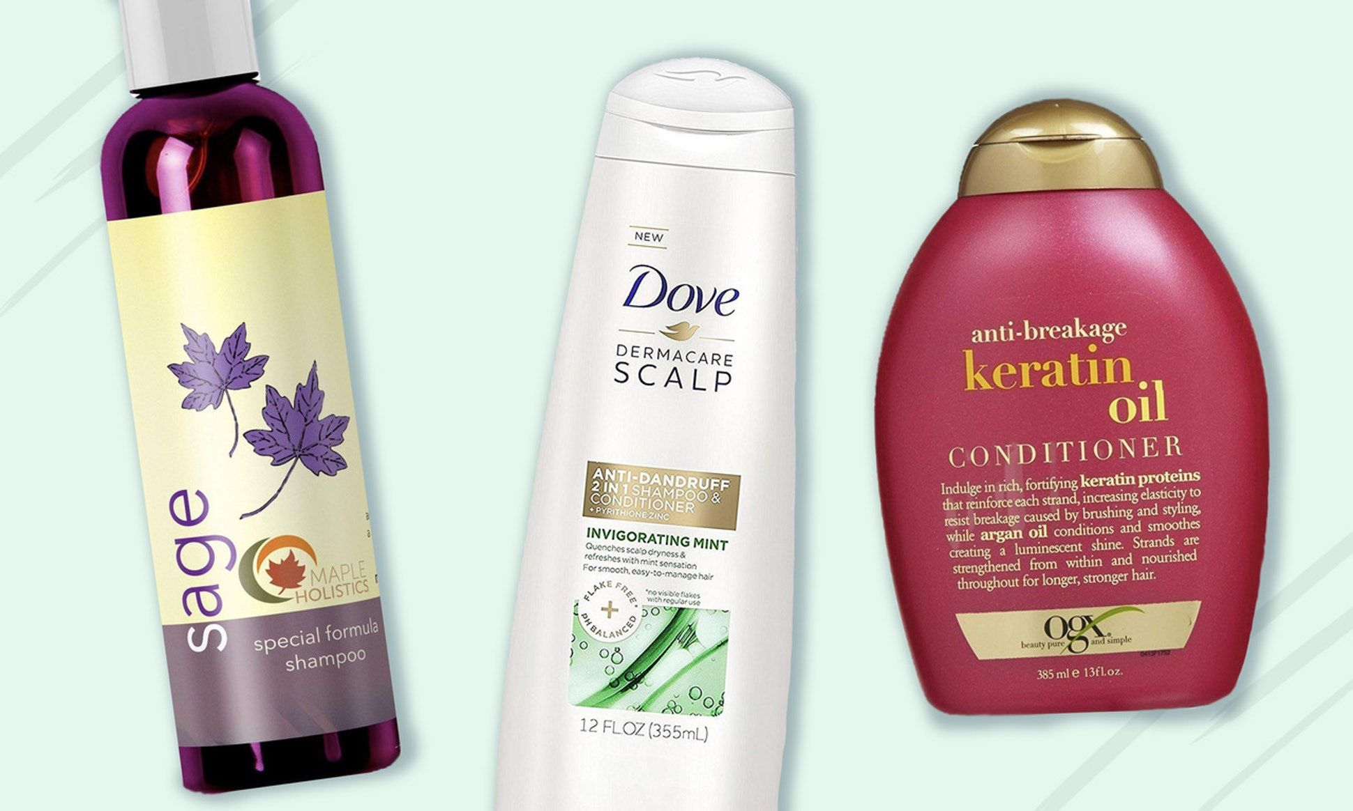 If You're Dealing With Hair Loss, These Shampoos