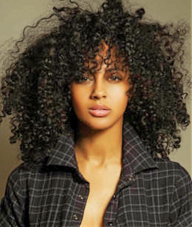 Afro Caribbean Curly Hairstyles Afro Hairstyles Messy Hairstyles Curly Hair Styles