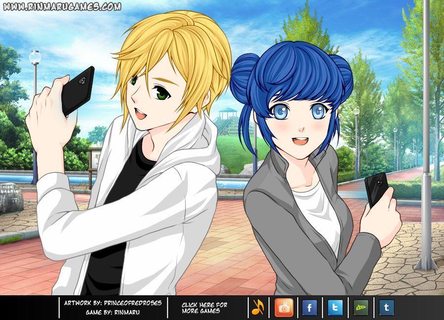 Anime Partners Oyunu Online Oyunlar ücretsiz Oyna Kraloyun My