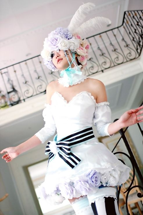 Doll, Kuroshitsuji | HIKO - WorldCosplay