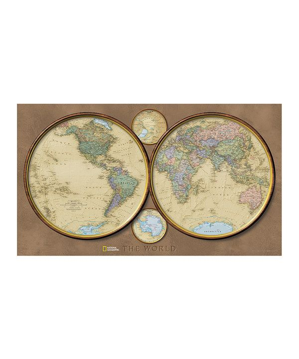 take a look at this world hemispheres laminated map on on laminated wall maps id=89391