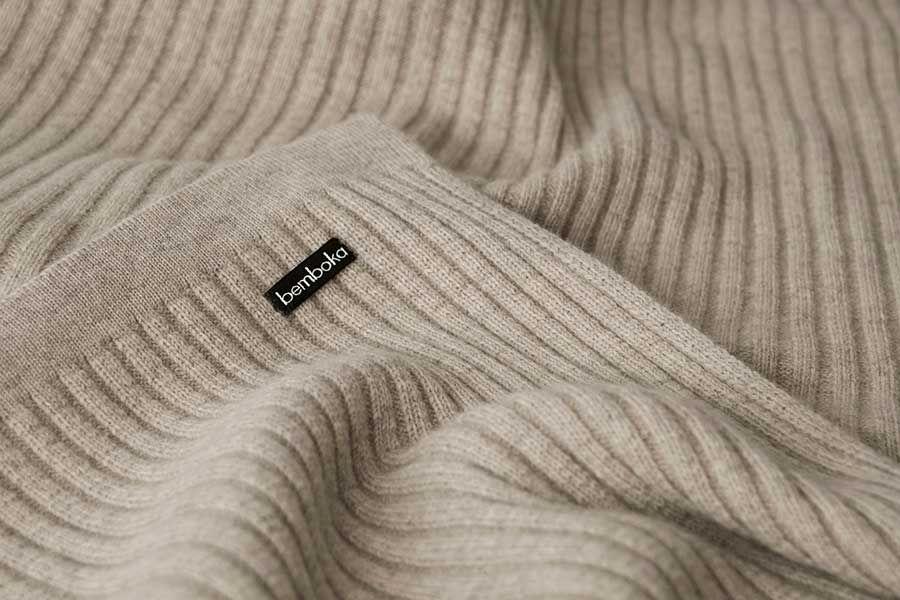 742f40fa70a Reversible Rib Bemboka Angora. Reversible Rib Bemboka Angora Merino Wool  Blanket ...