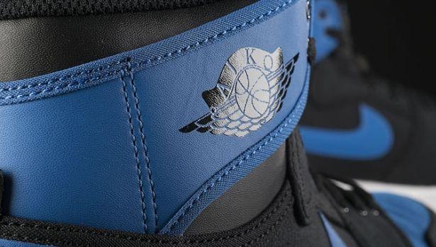 Air Jordan 1 KO High OG 'Sport Blue' Releasing at Eastbay
