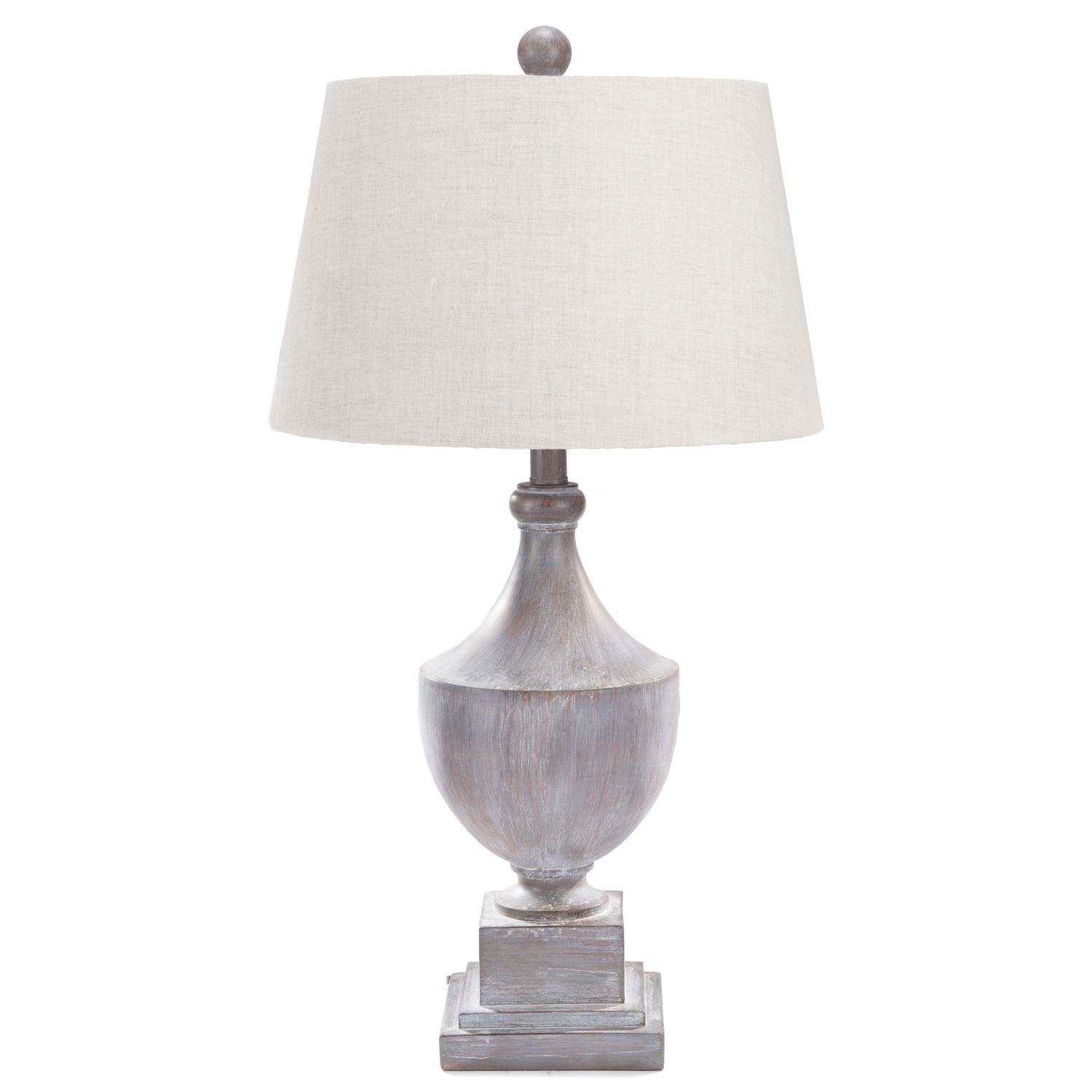 Traditional Elegance Defines The Eleanor Classic Table Lamp S Stately Living Room And Bedroom Style Atop A Carv Rustic Table Lamps Table Lamp Grey Table Lamps