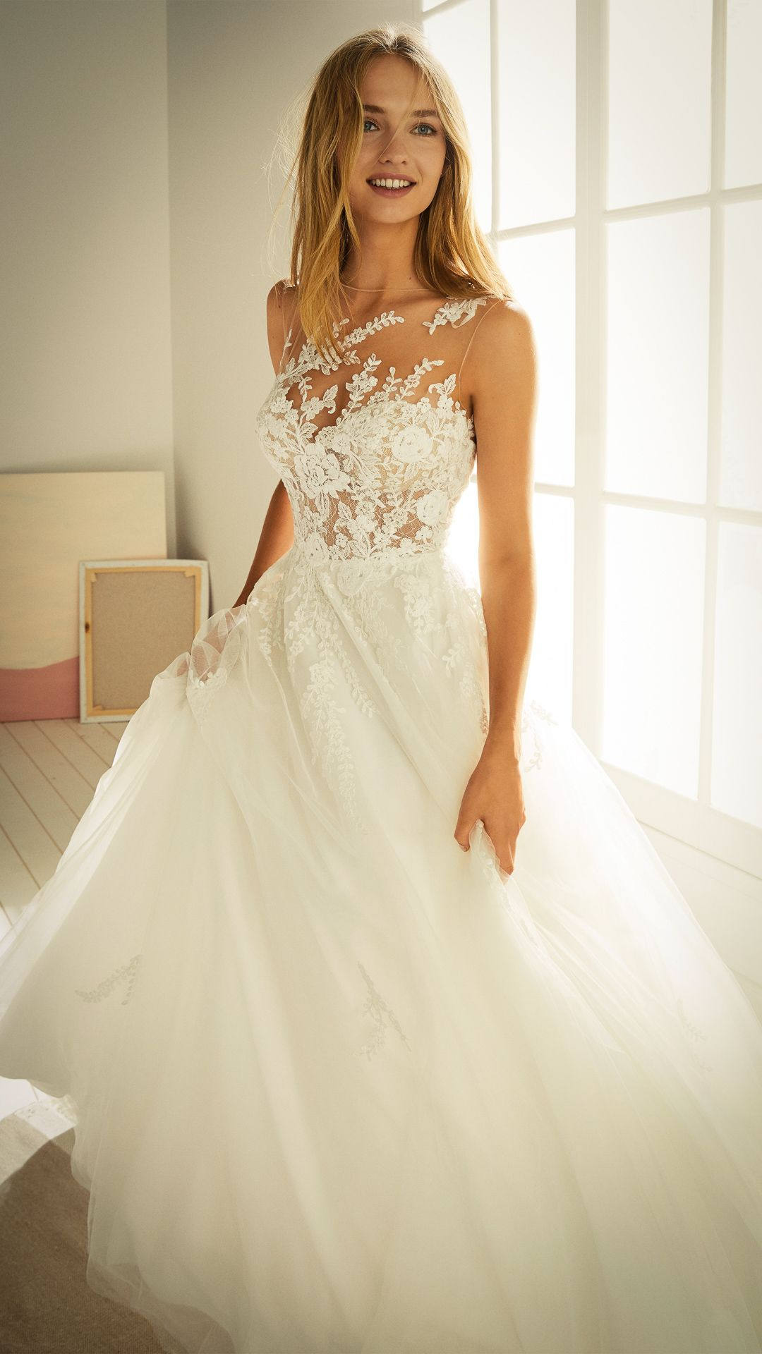 Hochzeitskleider 11 White One Kollektion Modell: OROPESA-D-11