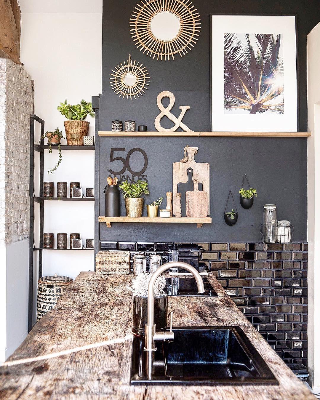 Ma cuisine : Décoration & Ambiance en 19  Décoration cuisine