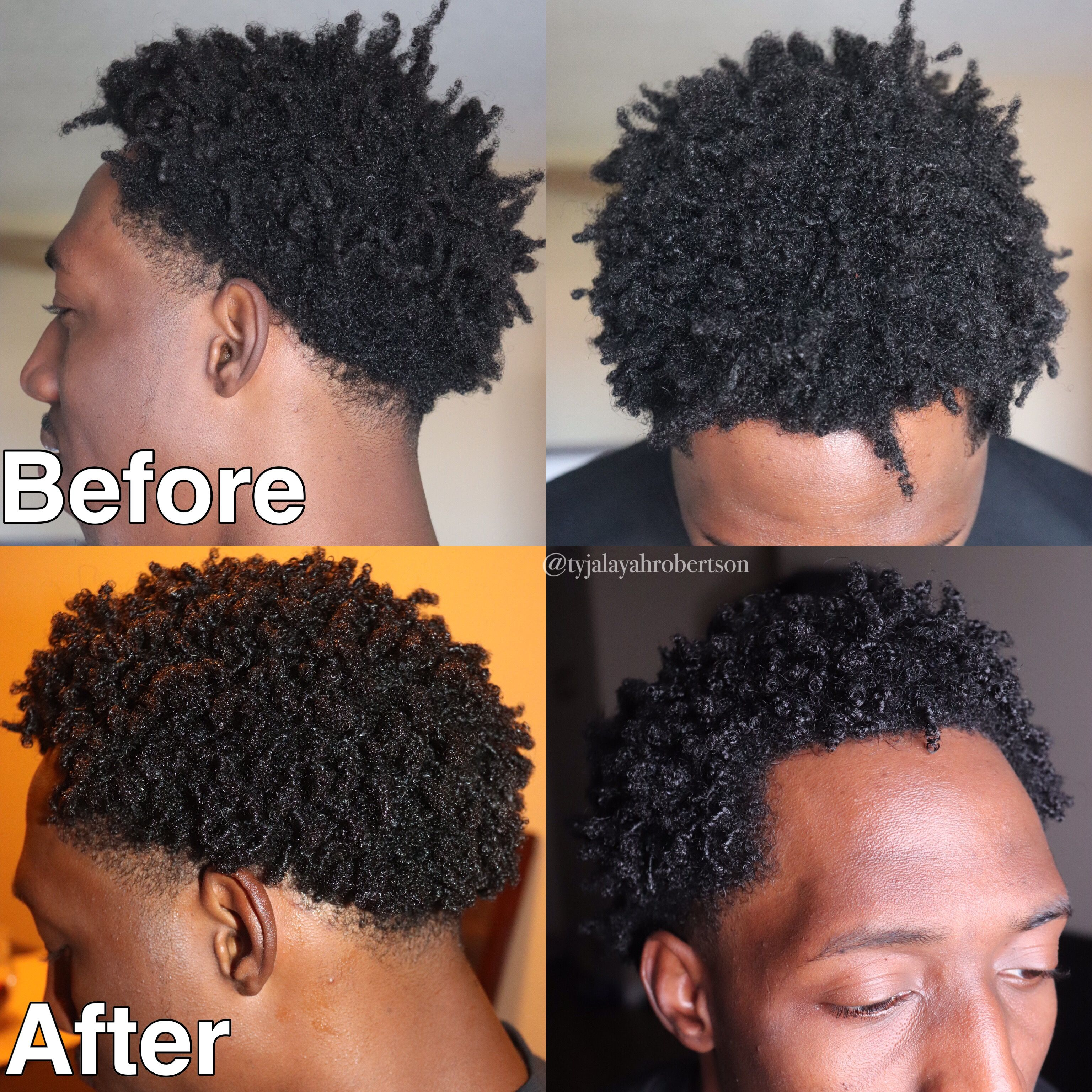 Pin By Ty Jalayah On Men S Natural Hair Type 4 Coily Natural Hair Natural Hair Types Natural Hair Styles