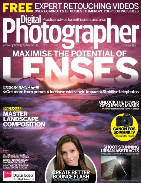 Digital Photographer - Issue 182 2016
