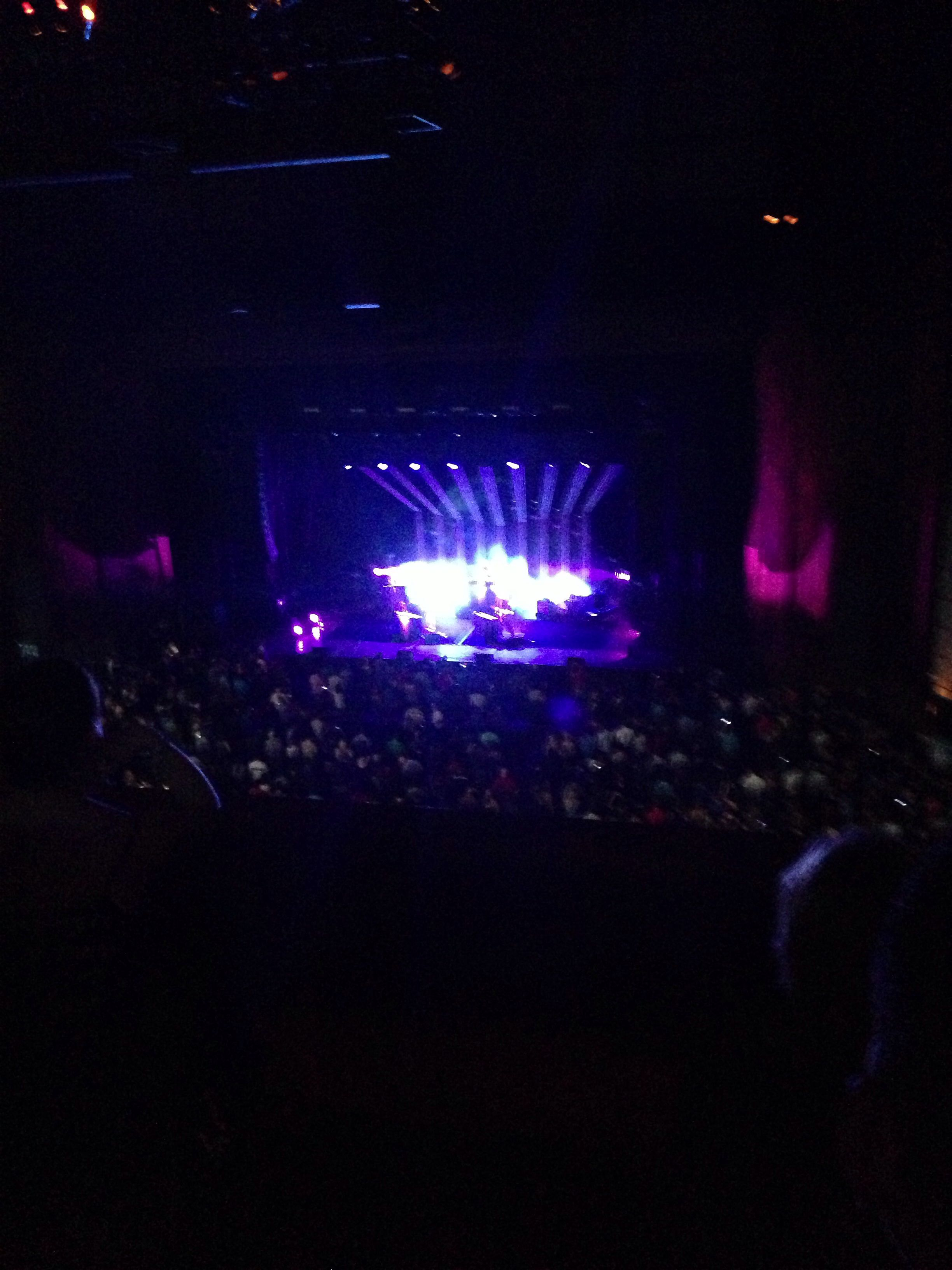 The Postal Service at the Mann Music Center