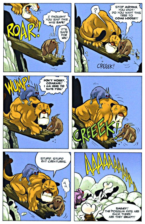 Page 42 Read Online Bone 5 Rock Jaw Master Of The Eastern Border Graphic Novel Graphic Novel Bone Comic Bone Books