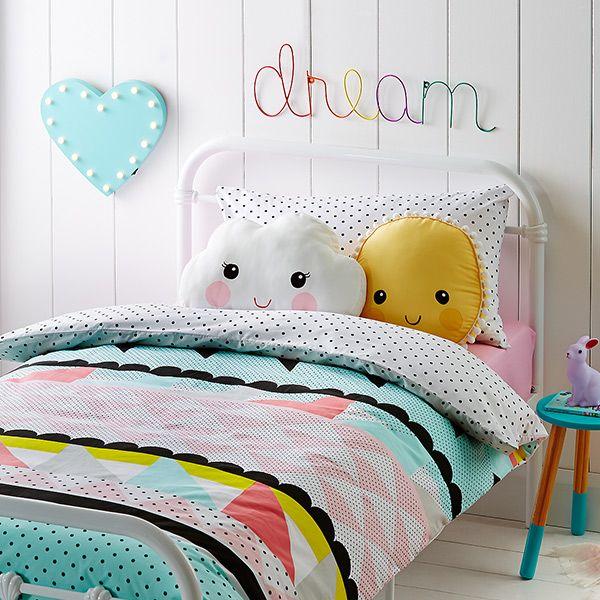 Dream Kids Room Kmart Cool Nursery Ideas Pinterest Kids