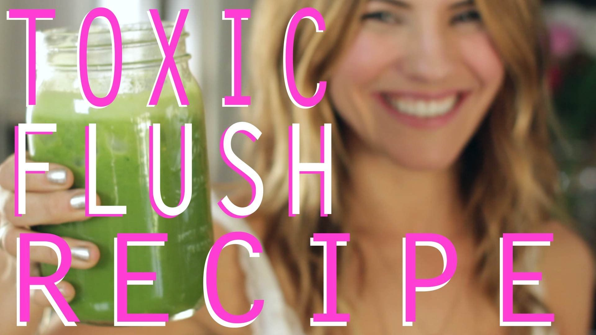 More Than Mrs - How to make Nekter Juice Bar's Toxic Flush