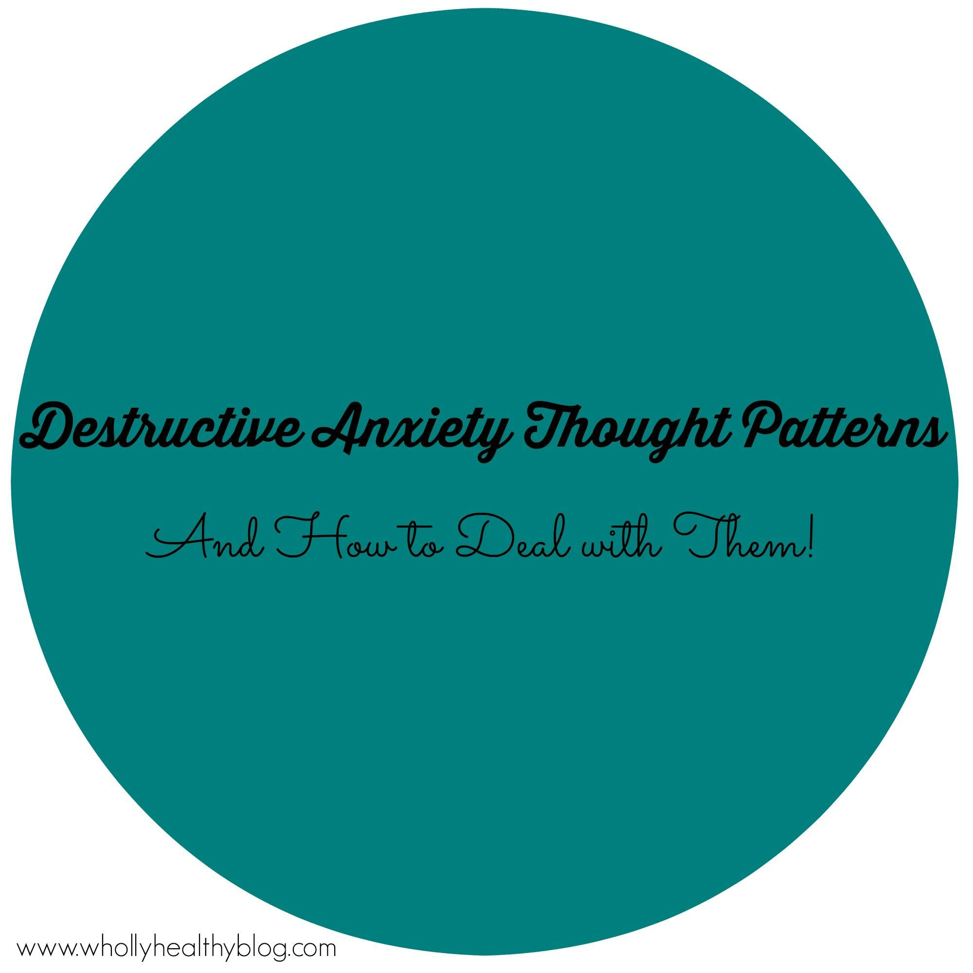 Intrusive Thoughts and Feelings With High Anxiety