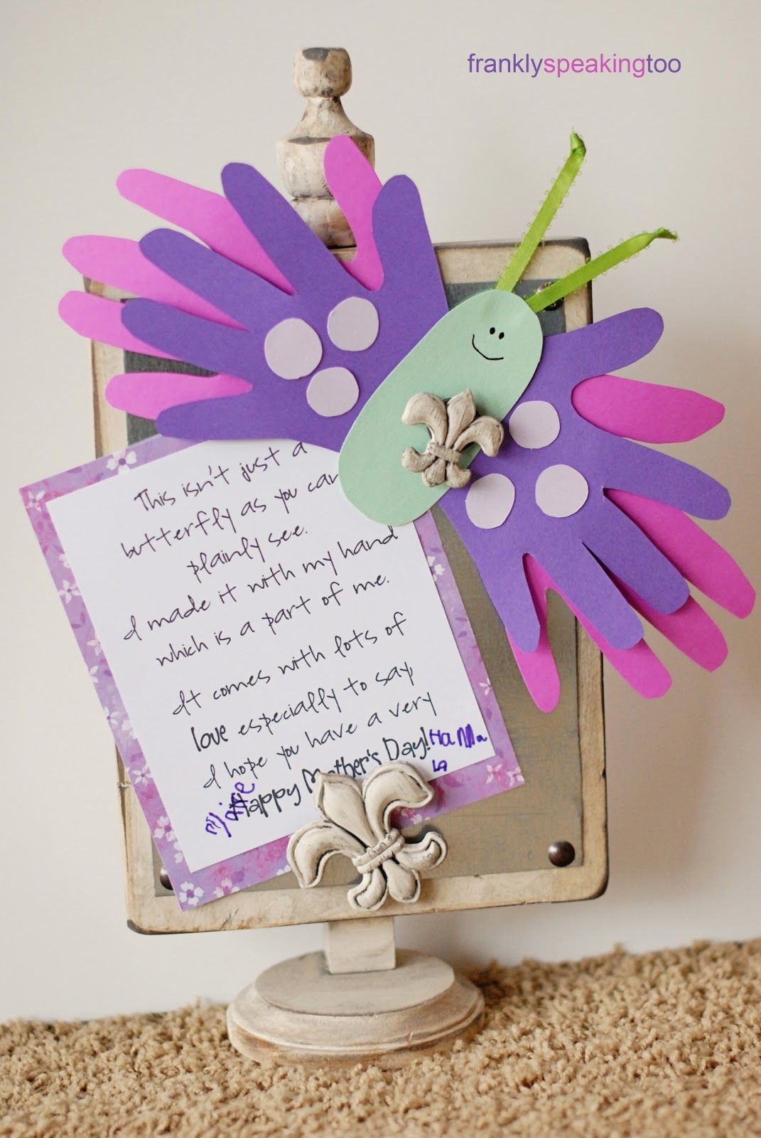 mothers day craft ideas - HD1071×1071
