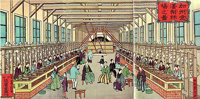 1880 Also Marked The Year Of The Japanese People S Rights Movement
